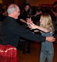 Dan & Teralyn Dancing