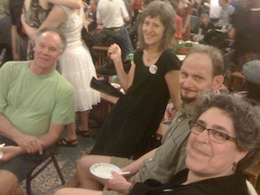 Contra Carnivale, Grass Valley friends