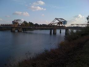 Courtland Draw Bridge