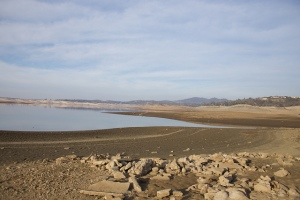 Folsom Reservoir, from Cap Radio