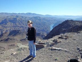 Black Canyon, view south, Jeff vanEe
