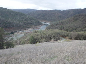 American River Canyon 2014
