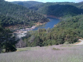 American River Canyon 2012