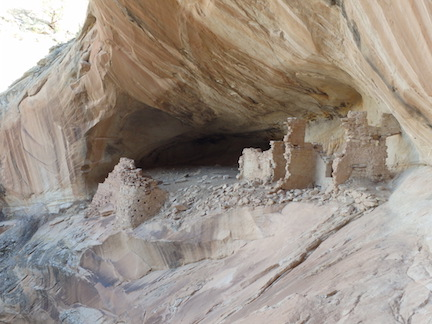 Monarch Cave ruins