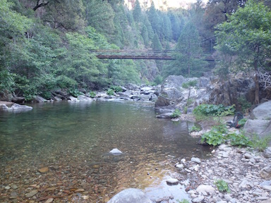 North Fork of Middle Fork American River