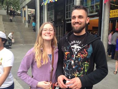 Danita & Matthew