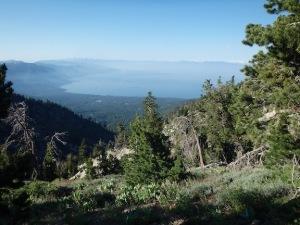 Tahoe Basin & smoke
