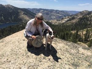 Steffani & Phoebe Mokelumne Canyon